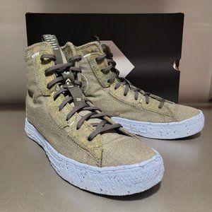 Converse CTAS Crater Hi Canvas Renew Sneakers NWB